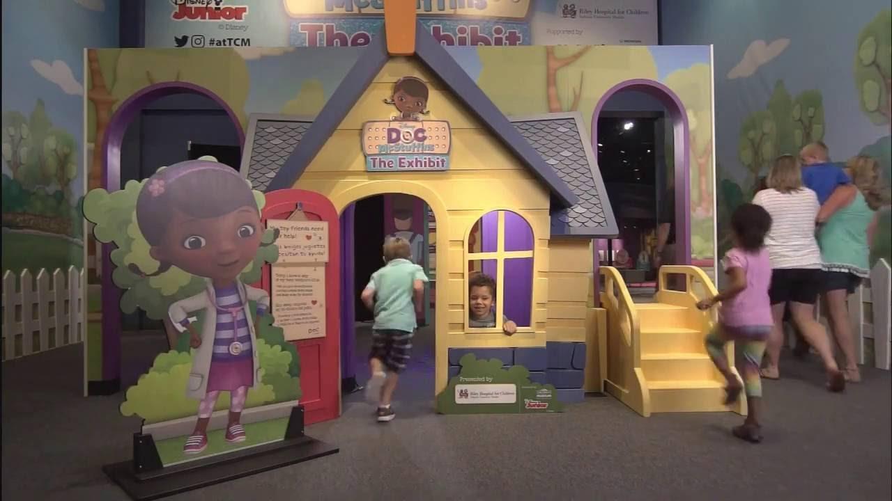 Doc Mcstuffins The Exhibit At The Children S Museum Of