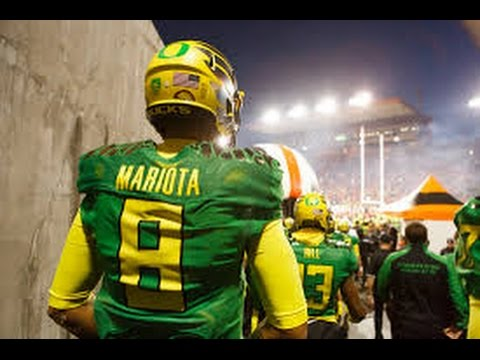 Oregon Ducks Football Pump Up || HD