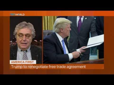 Money Talks: Trump abandons TPP
