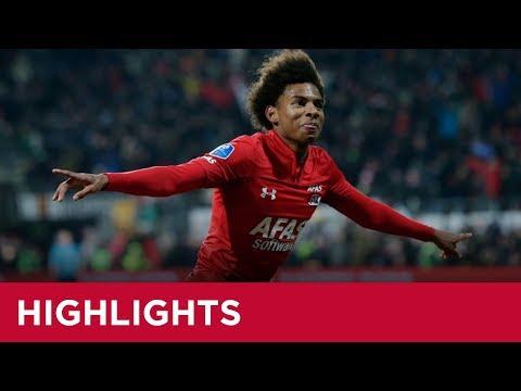 Highlights AZ - FC Utrecht | Eredivisie