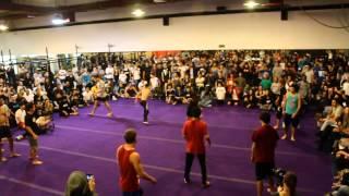 JAM Battle 5v5: MichaelAndyAlexKiteJordan VS. AnisDanielDonovanJacobAndrew