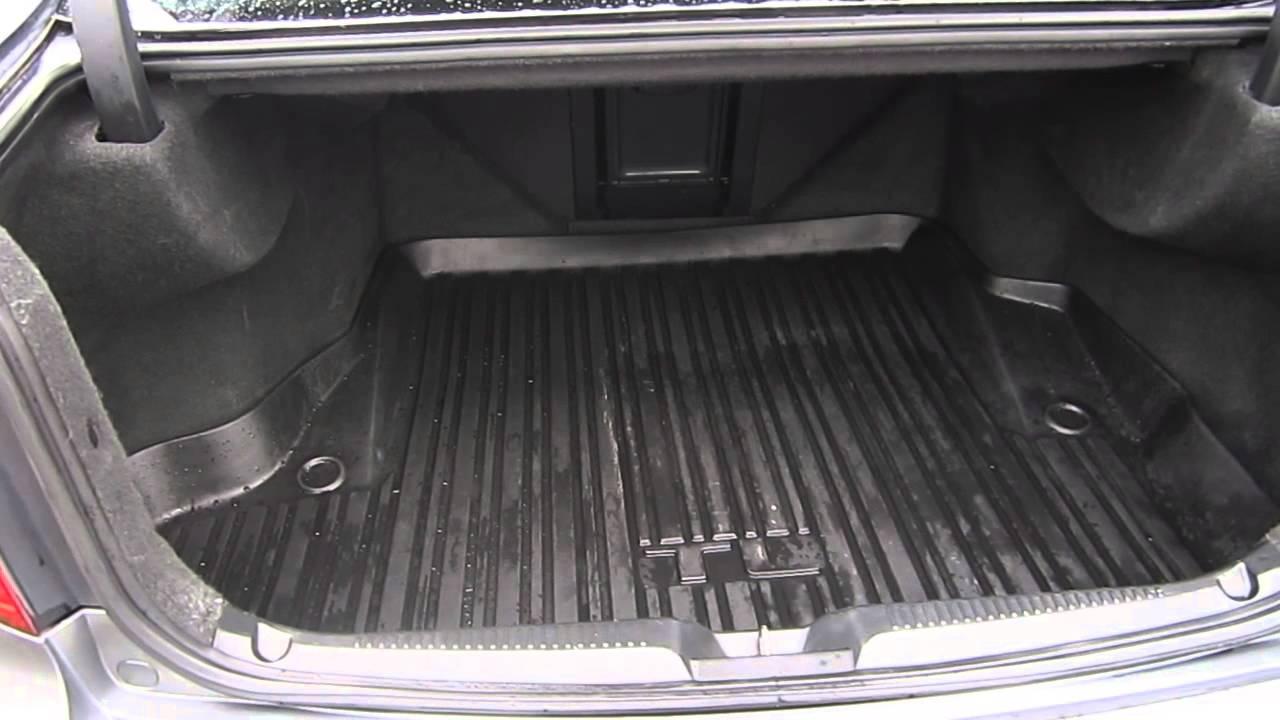 2004 acura tl stock 29952b trunk [ 1280 x 720 Pixel ]