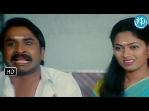 Punnami Naagu Movie - Suhasini, Rajeev Kanakala, Srinivas Reddy Comedy Scene