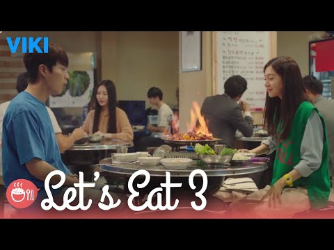 Let's Eat 3 – EP1 | Mak Chang Fire Show [Eng Sub]