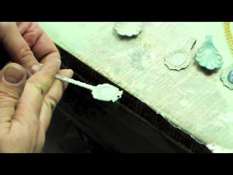 Making Spoon and Spoon Handle, Silverware Jewelry A Whole New Way by B'sue