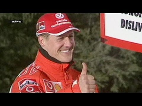 Schumacher manager says medical records stolen