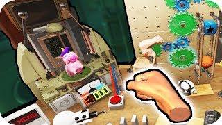 Creating Rube Goldberg Machines in VR! - Crazy Machines HTC Vive Gameplay