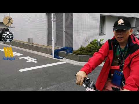 จักรยานญี่ปุ่น ไปถึงไหนแล้ว How far of the Japanese Bike goes? 日本の自転車の距離は?