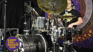 Gerry Son & The Smokin' Gun, Stronger Than This, Drum Cover by @ross_on_drums