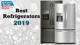Top 5 Refrigerators of 2019