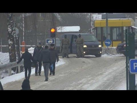 Russia and Estonia swap spies
