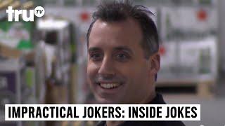 Impractical Jokers: Inside Jokes - Spotting A Stalker | truTV