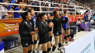วอลเลย์บอลหญิง ดูสดย้อนหลัง ทีมชาติไทย