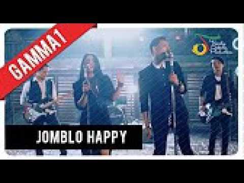 Gamma 1 - Jomblo Happy (official audio)