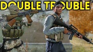 Arma 2 DayZ 1.8.9 - DOUBLE TROUBLE