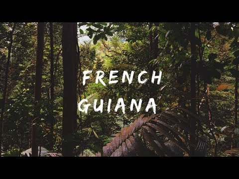 TRAVEL DIARY 5 French Guiana