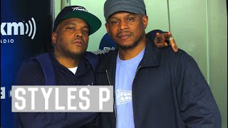 "Styles P Talks New Album ""G-Host"" and Explains Why He Is A God"