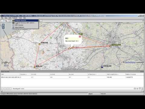 Survey GNSS: Loop Closures