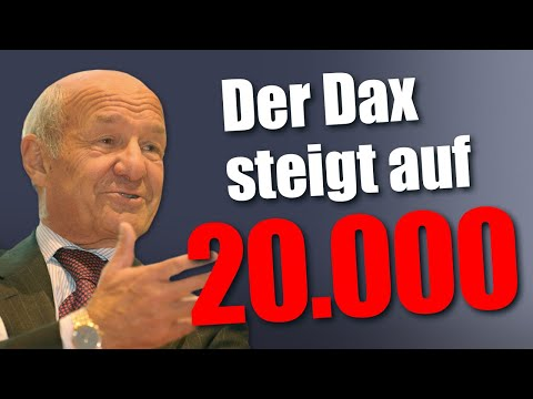 Hans A. Bernecker: Diese Aktien Kauft DIE Börsenlegende Jetzt // Mission Money