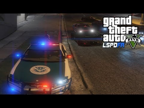 GTA 5 LSPDFR Ep 30 Homeland Security