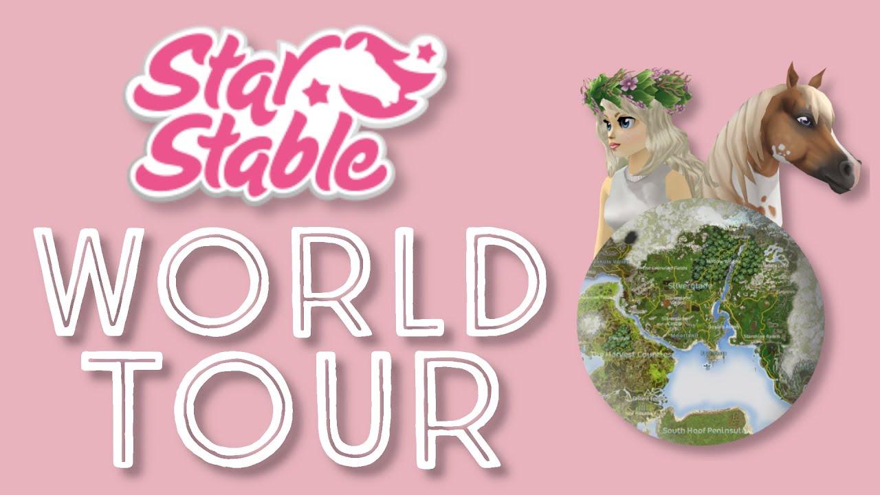 STAR STABLE WORLD TOUR! || Trailer 1 #StarStableWorldTour