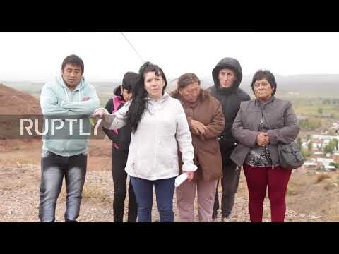 Argentina: Fracking waste polluting indigenous lands in Pata