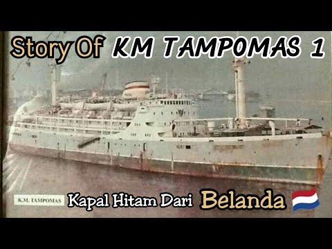 History Of - KM Tampomas. Kapal Mewah Pertama Milik Pelni.