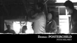 Posterchild demo- PITH HELMET
