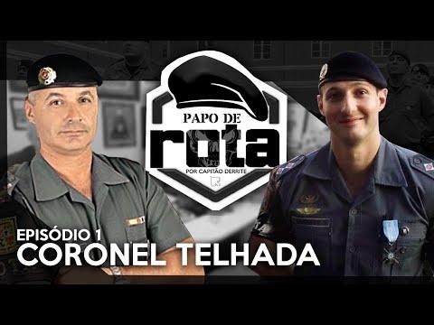 PAPO DE ROTA, com Coronel Telhada - episódio 1