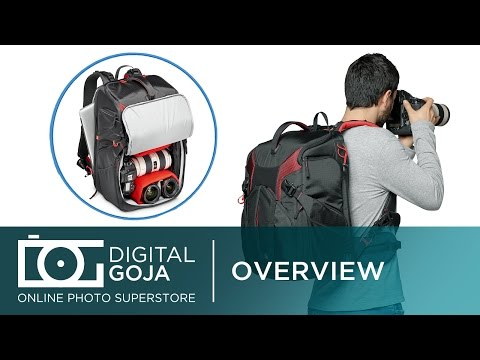 MANFROTTO Pro-Light Camera Backpack for Canon C100 & DJI Phantom | MB PL-3N1-36