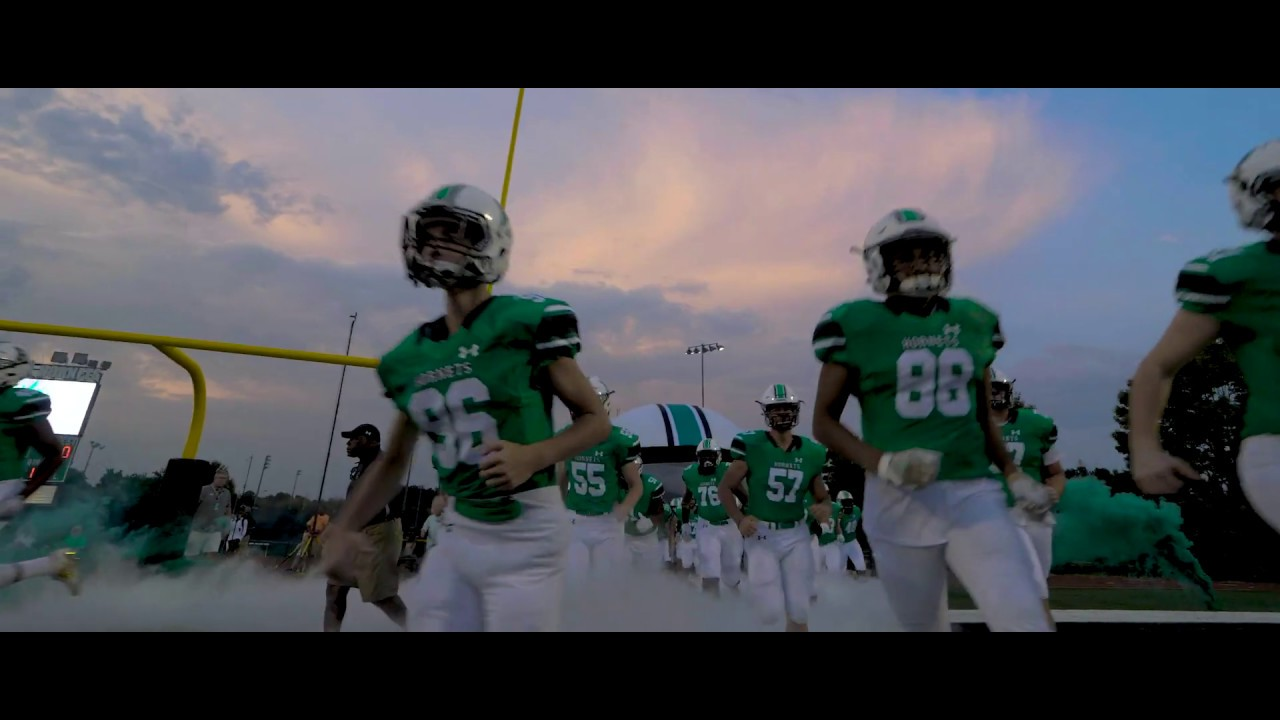 Roswell High School Football 2019-2020 hype 2