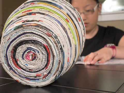 Image Result For Art And Craft Ideas Using Magazines