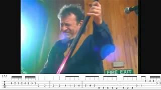 Jack Bruce White Room live Bass Tab