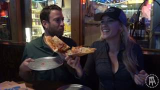 Barstool Pizza Review - The Pizza Joint (Augusta,GA) With Special Guest Paige Spiranac