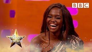 Oti Mabuse on hilarious dancing fails! | The Graham Norton Show - BBC