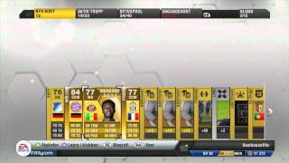 Fifa 13: Ultimate Team - TOTS Pack Opening - Failade lite....