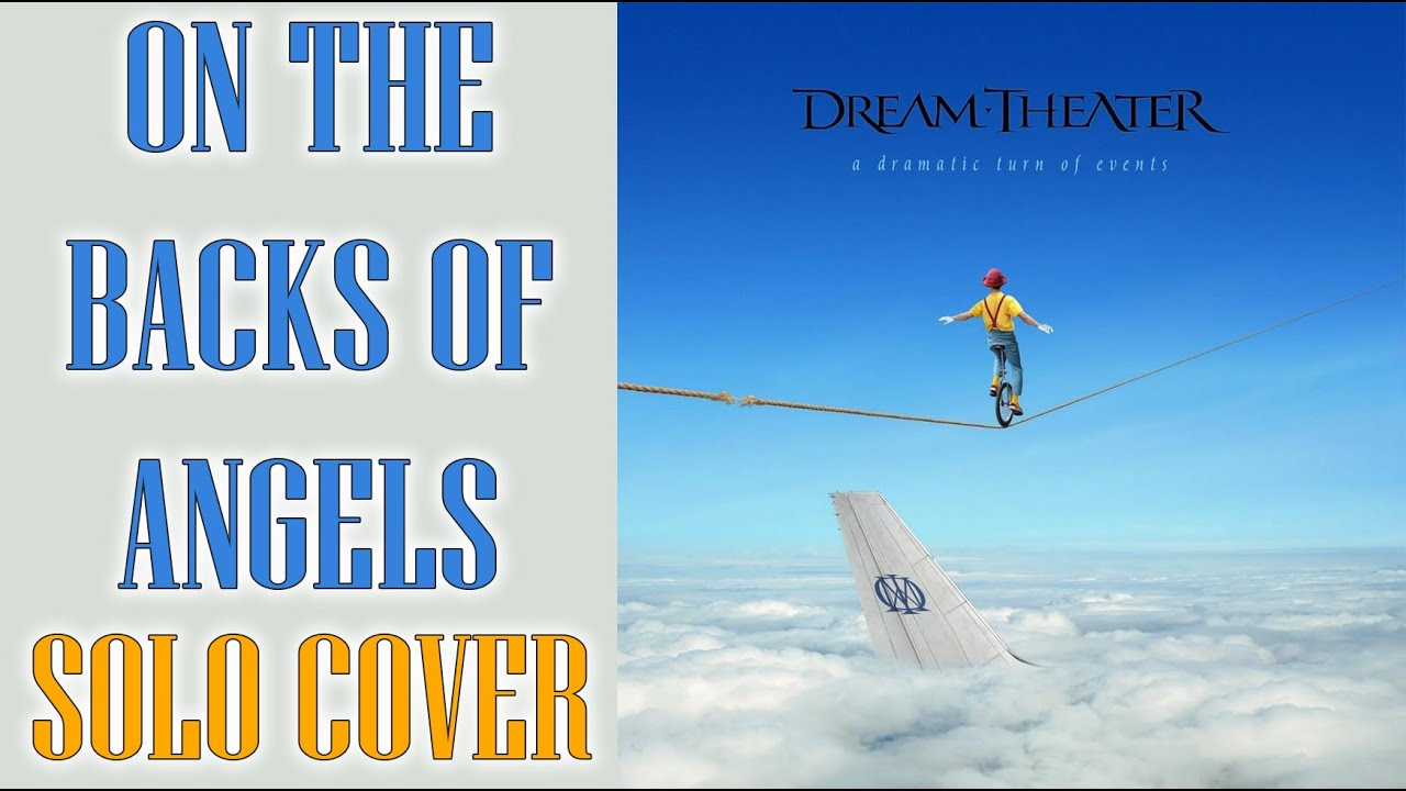 ╪On The Backs Of Angels (Dream Theater) - Solo • Yiannis Papadopoulos╪