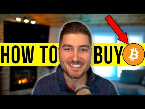 HOW TO BUY BITCOIN \u0026 STORE IT | Step By Step