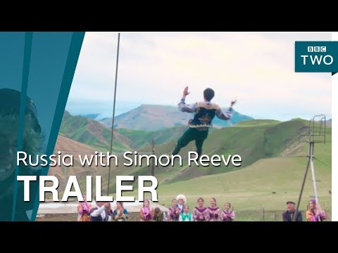 Download Youtube: Russia with Simon Reeve: Trailer - BBC Two
