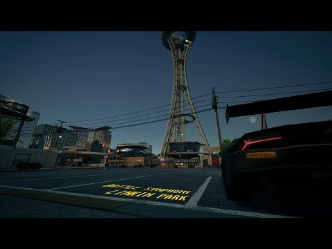 NFS Payback - Battle Symphony - Linkin Park / CINEMATIC