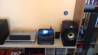 Philips streamium MCI8080 high quality sound - MP3, WiFi radio