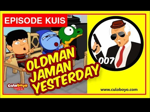 Culoboyo   Kids Jaman Now VS Oldman Jaman Yesterday ( EPISODE KUIS )