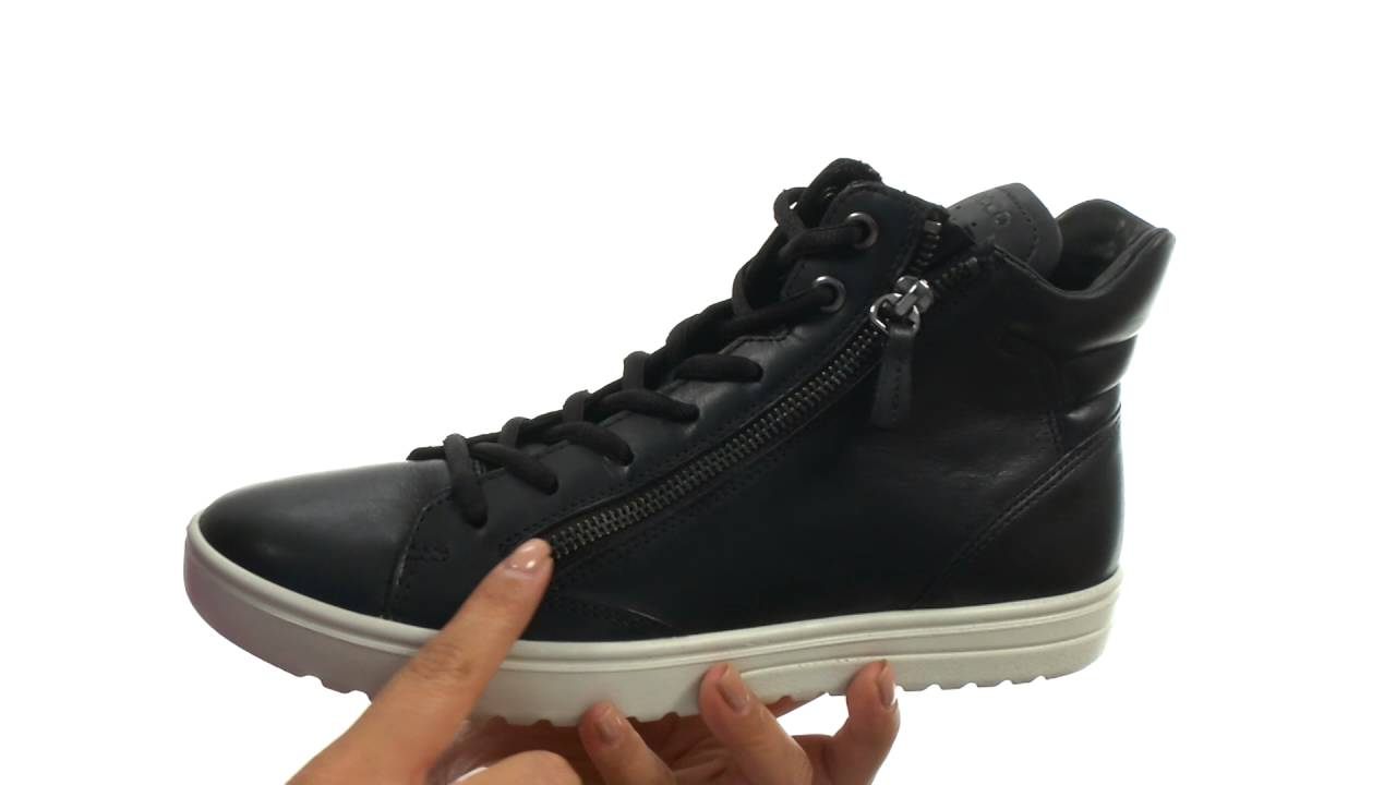 ECCO Fara Sneaker SKU:8680666 - YouTube