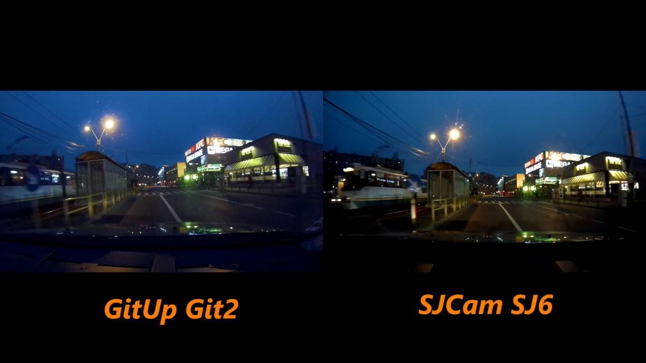 GitUp Git2 37mm CPL Filter Vignetting Test - YouTube