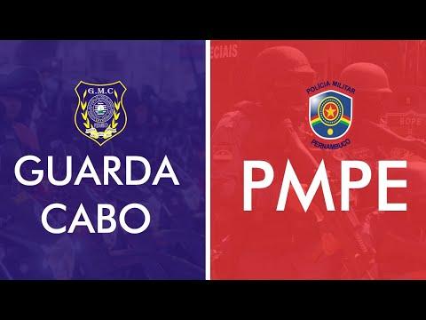 CONFIRMADOS! GUARDA CABO E PMPE