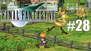 Final Fantasy VII #28: Die Chocobo-Farm ★ Let's Play Together