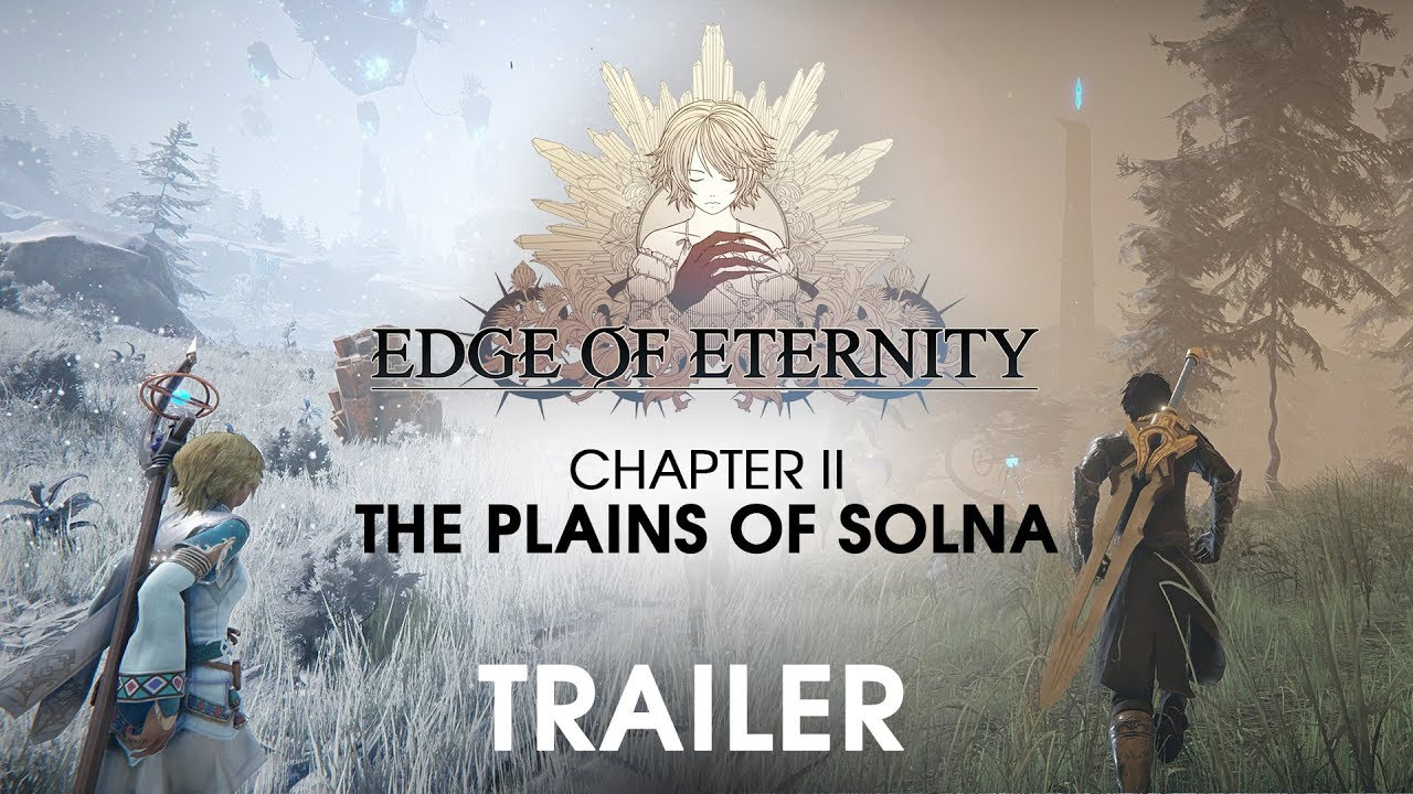 Edge of Eternity trailer - Chapter 2: The Plains of Solna