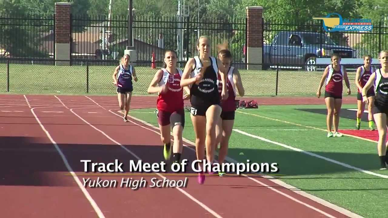 oklahoma state track meet 2013