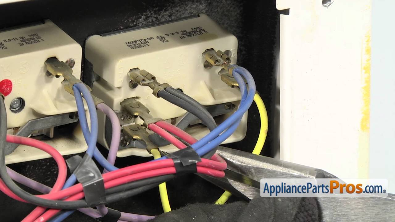 Range Infinite Switch (part #WP7403P238-60)