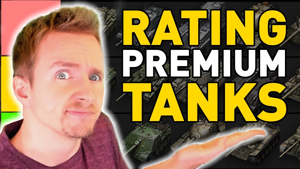 Rating All Tier 8 Premium Tanks In World Of Tanks 2019 Youtube